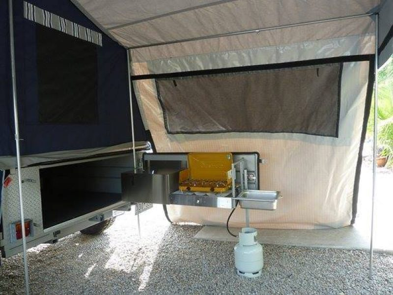 Johnno Camper Trailer 1